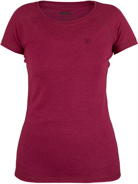 Fjällräven Abisko Trail - T-shirt manches courtes Femme - rose